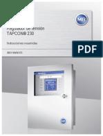 Tapcon 230 Basic Resumido