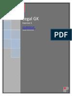 Clat Junction Legal Gk Exercise 5