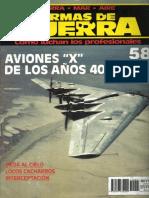 Armas de Guerra 58