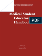Medical Student Educators Handbook