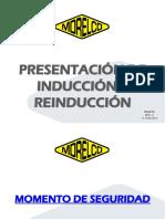 DG-015 Presentacion Inducción y Reinduccion 2013