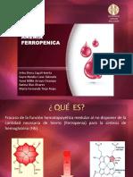 ANEMIAS Hematología