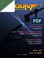 Ray Gun Revival magazine, Issue 22