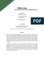 RAM is Key.pdf