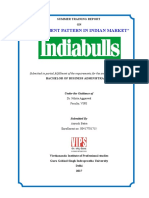 Indiabulls and Indian Stock Market