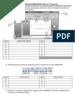 Guía de Repaso - Funciones de Powerpoint - 3a - 2-9