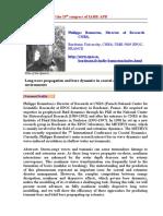 4. Phillipe Bonneton Keynote IAHR APD2014