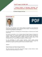 5.Tran Thuc Keynote IAHR APD2014
