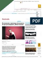 No Momento, Esperanças São Menores Do Que Preocupações, Afirma Caetano - 29-10-2017 - Ilustrada - Folha de S