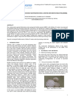 Treatment of Seafood Processing Wastewater Using a Moving Bed Biofilm Reactor (Mbbr)