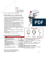 Ficha Tecnica Batidora 30l