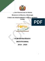 PLAN ESTRATEGICO FOFIM 24-12-15 (RBT).pdf