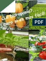 La hidroponia... pero si es muy facil - Patricio Barros.epub