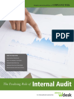 Workiva Internal Audit E-Book