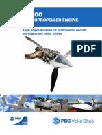 Turboprop Engine TP100