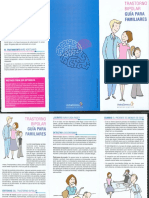TRASTORNO BIPOLAR Guía Para Familiares