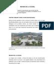 Imagen y Entorno de La Ciudad