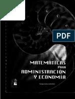 02_Matemtáticas Admón. y Economía 2a. Ed. Soo Tang 2002