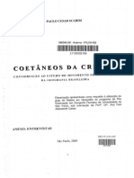 Coetaneos da critica. Contribuicao ao estudo do movimento de renovacao da geografia brasileira-entrevista Carlos Walter Porto Goncalves