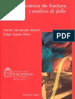Mecánica de Fractura y Análisis de Falla