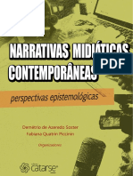 Narrativas Midiáticas Contemporâneas Perspectivas Epistemológicas