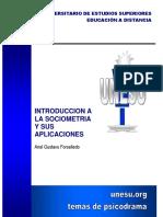 3.4.1 Introducción a La Sociometria_Ariel Gustavo Forselledo