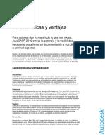 AutoCAD 2010 - Características y Ventajas.pdf