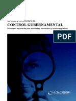 2 Control Gubernamental 2016