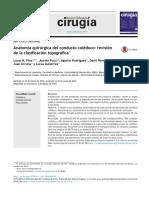 Anatom_a Quir_rgica Del Conducto Col_doco Revisi_n de La Clasificaci_n Topogr_fica