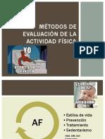 Métodos de Evaluación de La Actividad Física_ok