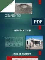 Cemento Nuevo