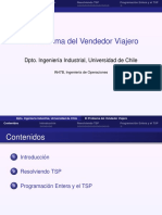 TSP y Programacion Entera