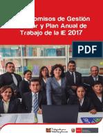 COMPROMISOS DE GESTION ESCOLAR Y PAT 2017.pdf