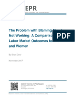 The Problem with Blaming Men for Not Working