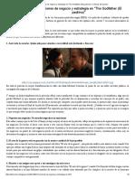 7 Lecciones de Negocio y Estrategia en _The Godfather (El Padrino)_ _ Crónicas Del Camino