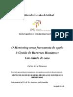 Tese - Carlos Ximenes - Mentoring_18 DEZ 2014