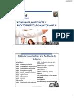 Estandares de Auditoría de SI