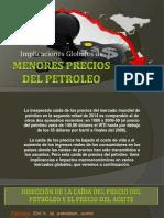 Implicaciones Globales del Precio del Petroleo