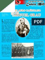 EL CAÑETANO AFROPERUANO QUE MURIO CON MIGUEL GRAU