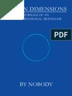 Unseen Dimensions - Journals of an Interdimensional Traveller