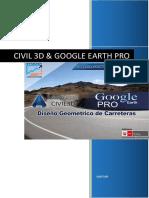 CIVIL 3D & GOOGLE EARTH PRO Aplicado Al Diseño Geométrico de Carreteras (1)