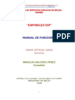 Manual de Funciones EMPOBELEN