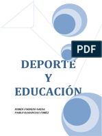 Trabajo Final Deporte y Educación