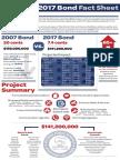 2017 VISD Bond Fact Sheet