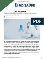 Síntomas de La Próstata » Md