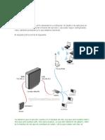 Configurar WAN y LAN Para Conectarse a Internet Desde El Servidor