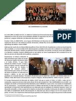 Del Compromiso a la Acción. Informe Nélida Cespedes