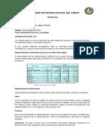 Alimentacion y Cecotrofia Del Cuy