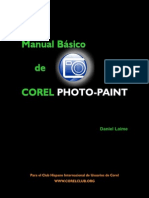Manual Corel Photo Paint