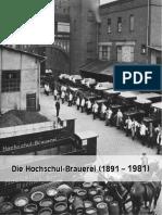 Vlb Geschichte Die Hochschul Brauerei